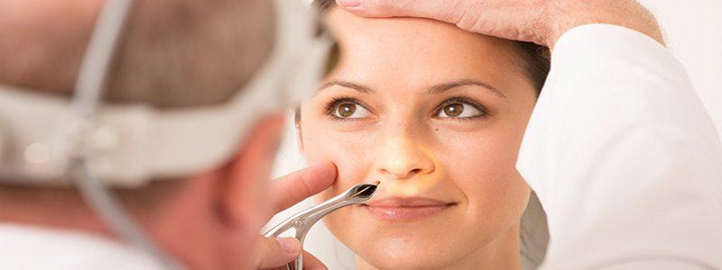 شخیص و درمان پولیپ بینی