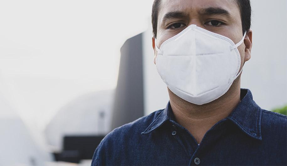 نحوه ماسک زدن بعد از جراحی بینی   جراح بینی اصفهان